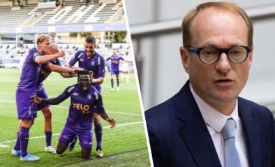 """Vlaams Minister van Sport Ben Weyts laat voetbal in Antwerpen toch toe: """"Je kunt niet alles verbieden wat leuk is"""""""