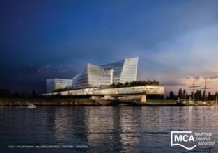 """Natuurpunt vecht bouw Maritime Campus Antwerp aan: """"Gebouwen van vijftig meter hoog kun je niet verbergen"""""""