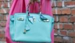Koop eens een stukje van een dure handtas
