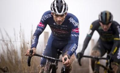 David van der Poel sprint naar zege in Ronde van Vlaams-Brabant