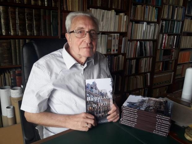 """Plaatselijke historicus lijst alle handelszaken uit zijn geboortejaar op in nieuw boek: """"Verbaasd over hoeveel het er waren"""""""