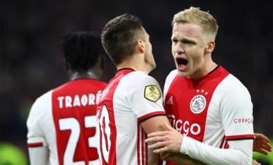 Het Ajax-mysterie: dertien spelers besmet, maar niemand weet hoe