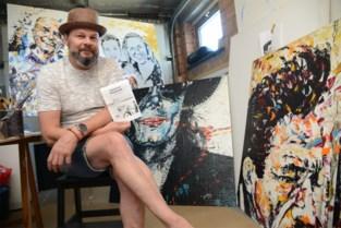 """Kunstenaar Balder (44) lanceert fietsroute met pentekeningen: """"Er zijn hier nog zoveel verborgen plekjes'"""