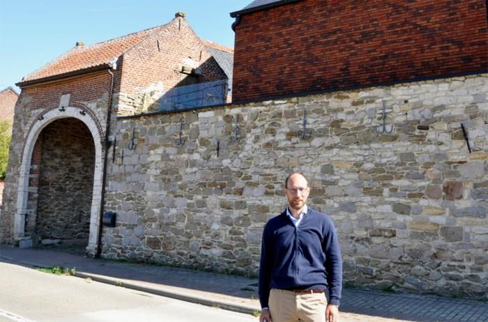 """Patrick transformeerde een oude vierkantshoeve in vier woningen: """"Alles straalt geschiedenis uit"""""""