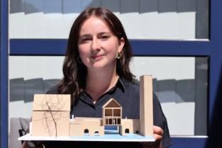 Interieurarchitecte Karen (22) tovert historische gebouwen voor masterproef om tot unieke verblijfslocaties