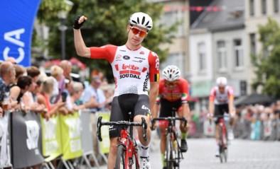 Belofterenner Viktor Verschaeve wint tweede rit in Ronde van de Savoie