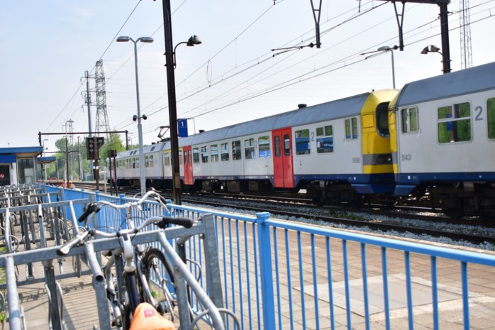 Treinverkeer verstoord door persoonsongeval