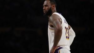 """LeBron James krijgt een pandoering met zijn LA Lakers, maar haalt zelf uit naar Donald Trump: """"Gaan hem niet missen"""""""