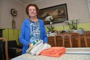Gerarda (100) doet nog altijd vrijwilligerswerk