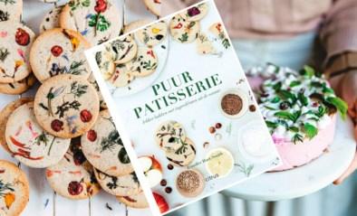 Een kookboek om patisserie te maken met bloemen in: zou dat écht lekker zijn?