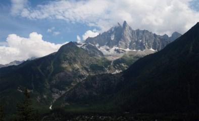 Evacuatie aan Italiaanse kant Mont Blanc na afbreken gletsjer