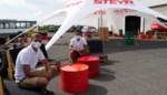 Vrienden openen zomerse 'Bar Bubblé' op bijzondere locatie