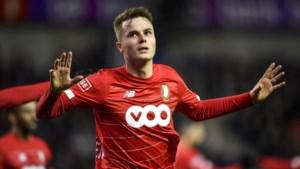 Zinho Vanheusden is de nieuwe aanvoerder van Standard