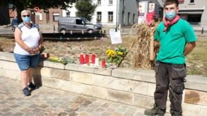 """Tineke (61) en Ricardo (27) richten gedenkplaats op voor Ilse Uyttersprot: """"Zij verdient hier een permanent monument"""""""