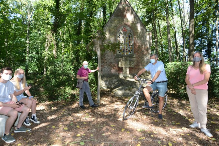 Alternatieve fietstocht voert deelnemers langs bekende en minder bekende plekjes