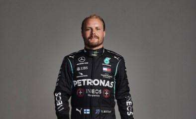 Valtteri Bottas rijdt ook in 2021 voor het Mercedes F1 team