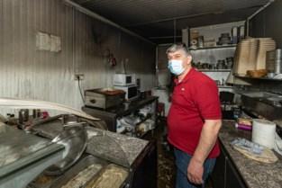 """Populair falafelrestaurant meet schade op na brand: """"Ik was amper veertig minuten weg"""""""