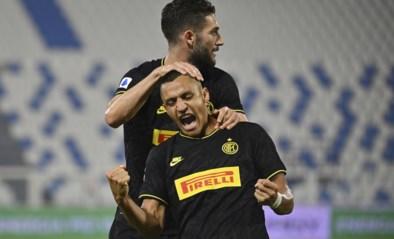 Inter neemt Alexis Sánchez transfervrij over van Manchester United