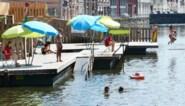 """Massa reservaties voor zwemmen in Coupure, maar een kwart komt niet opdagen: """"Reserveer alleen als je écht zeker bent"""""""