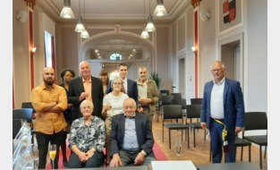 Voor diamanten Marcel (84) en Yvette (82) begon de romance in 't Feestpaleis