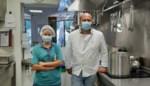 Directeur woon-zorgcentrum voor een dag zelf achter de kookpotten