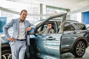 """Laurent (30) neemt Permeke Motors over van vader Michel (60): """"Tijd voor de vijfde generatie"""""""