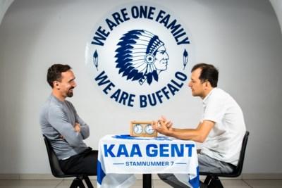 """Sven Kums (AA Gent) is ambitieus: """"Ook zonder Jonathan David kunnen we voor de titel spelen"""""""