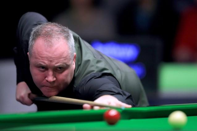 Viervoudig wereldkampioen John Higgins snookert maximumbreak van 147 punten op WK, pas de elfde ooit en eerste sinds 2012