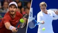Kim Clijsters en Andy Murray toppen het lijstje wildcards voor de US Open