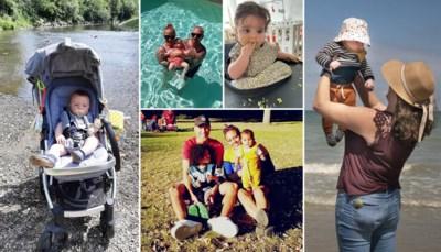 Zo beleven de jonge gezinnetjes van Generatie 2020 hun eerste zomer