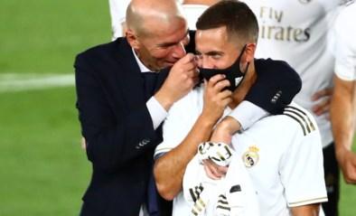 """Zinedine Zidane rekent op Eden Hazard voor clash met City: """"Eden voelt zich goed, hij heeft vertrouwen"""""""