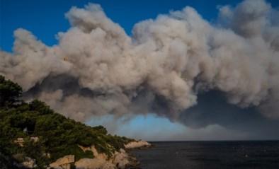 """Indrukwekkende beelden van hevige bosbranden ten zuiden van Marseille: """"Dit is een ramp voor de biodiversiteit"""""""