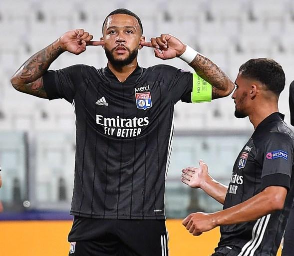 Discutabele strafschop nekt Juventus: Lyon kwalificeert zich voor kwartfinale Champions League ondanks twee goals Ronaldo