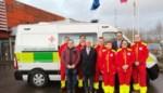 """Nieuwe ziekenwagen voor Rode Kruis: """"Grote meerwaarde bij hulpverlening"""""""