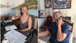 Tachtigplussers krijgen telefoontje tijdens hittegolf