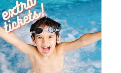 Afkoeling nodig? Extra zwemtickets voor buitenbad Puyenbroeck