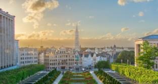 Brusselse Sint-Katlijnestraat en -plein omgevormd tot voetgangerszones
