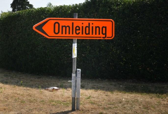 Vijf weken verkeershinder in Diksmuidsesteenweg