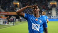 AA Gent praat weer met Lille over Jonathan David
