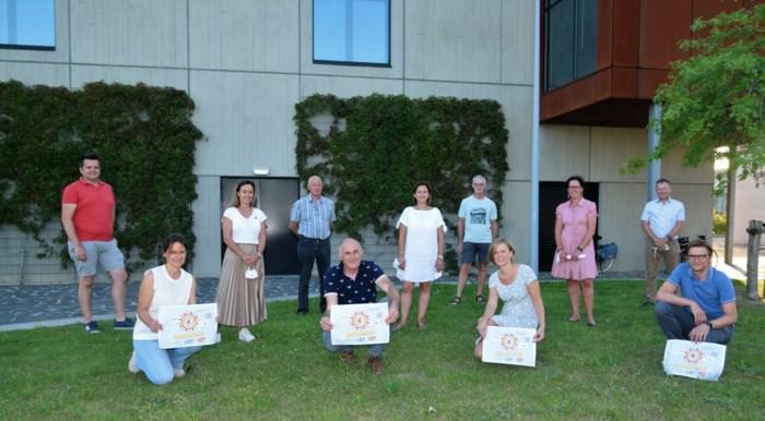 Gemeentebestuur & Unizo schenken tienduizend euro als injectie voor heropstart lokale economie