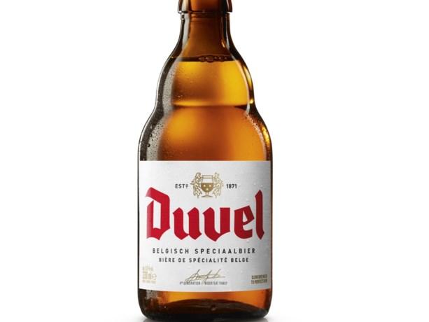 Duvel krijgt een nieuw etiket, dat eruitziet als het oude
