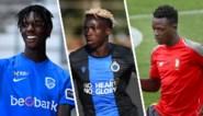 Deze vijf talenten willen zich voor het eerst tonen in de Jupiler Pro League (en eentje kan meteen een straf record breken)