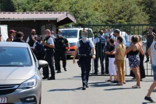 Nieuwdonk heeft maximumcapaciteit bereikt: politie stuurt mensen aan inkom weer naar huis
