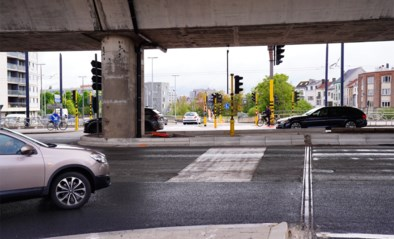Druk kruispunt op Gentse stadsring drie dagen helemaal dicht, ook voor fietsers