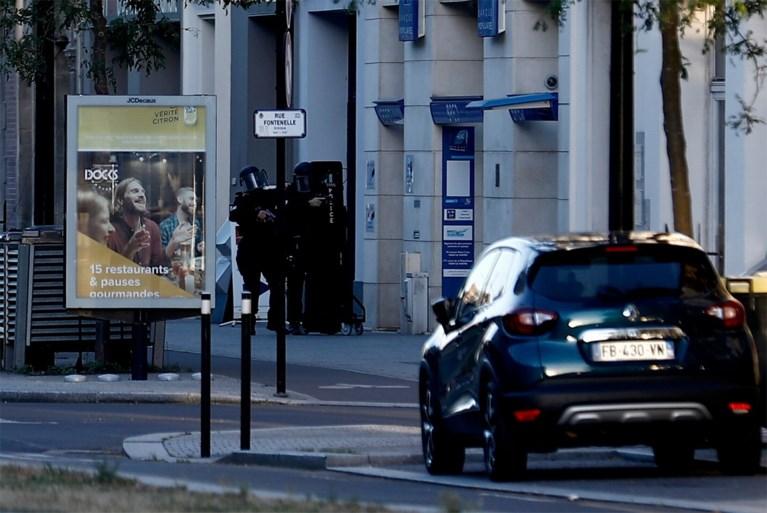 Gijzeling in bank Le Havre voorbij