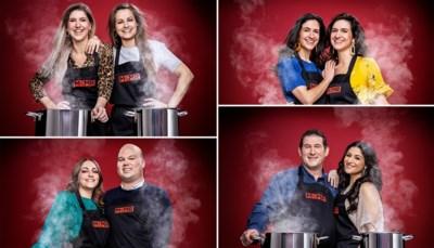 'Mijn keuken mijn restaurant' pikt de draad dit weekend weer op na gedwongen coronapauze: zijn de duo's klaar voor hun eerste eigen restaurant?