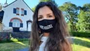 """""""Zonder masker, nog knapper"""" of """"Dit is een overval"""": Jedidja ontwerpt mondmaskers met ludieke boodschappen"""