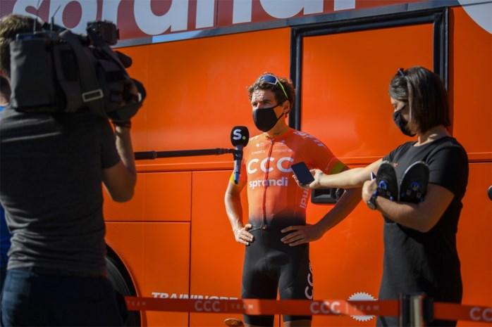 Greg Van Avermaet heeft vier opties voor volgend seizoen, waaronder AG2R