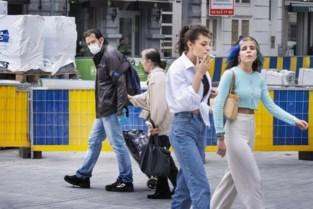 Zelfs nu bijna alle Brusselse gemeenten boven de alarmdrempel zitten, is er geen sprake van een mondmaskerplicht