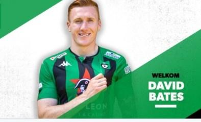 Cercle Brugge huurt verdediger David Bates van Hamburg, Charleroi haalt vervanger voor Nurio